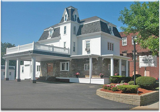 Muarice w. Kirby Funeral Home, Winthrop, MA